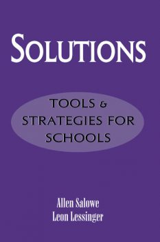 Solutions, Allen Salowe, Leon Lessinger