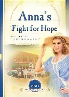 Anna's Fight for Hope, JoAnn A. Grote