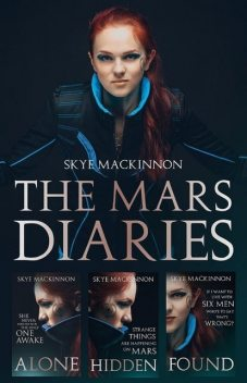 The Mars Diaries, Skye MacKinnon