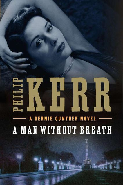 A Man Without Breath, Philip Kerr