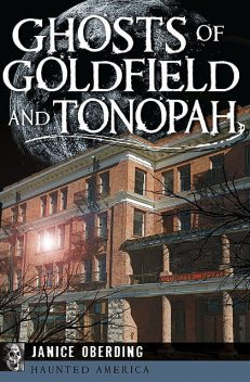 Ghosts of Goldfield and Tonopah, Janice Oberding