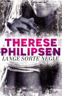 Lange sorte negle, Therese Philipsen