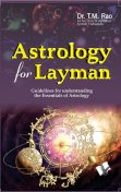 Astrology For Layman, T.M.Rao