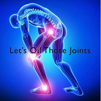 Let's Oil Those Joints, Christina Varghese