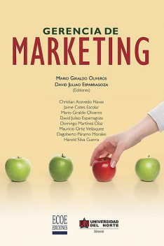 Gerencia de Marketing, David Juliao Esparragoza, Mario Giraldo Oliveros