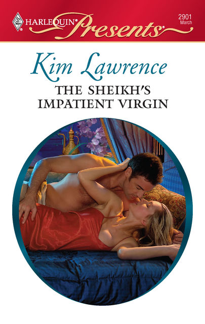 The Sheikh's Impatient Virgin, Kim Lawrence
