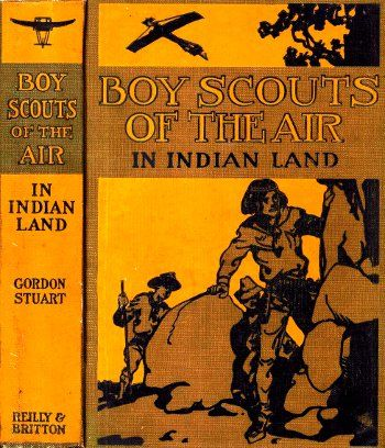 The Boy Scouts of the Air in Indian Land, Gordon Stuart