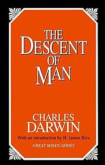 The Descent of Man, Tom Griffith, Charles Darwin