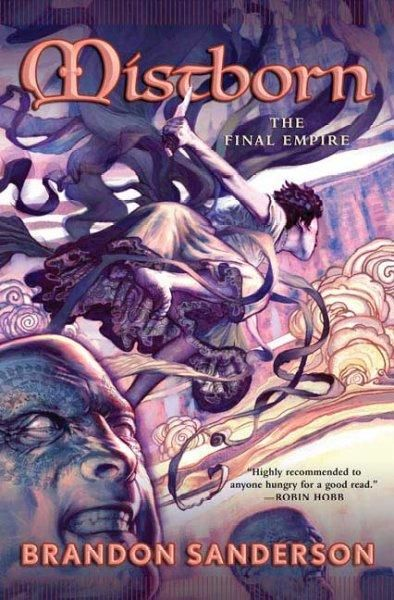 The Final Empire, Brandon Sanderson
