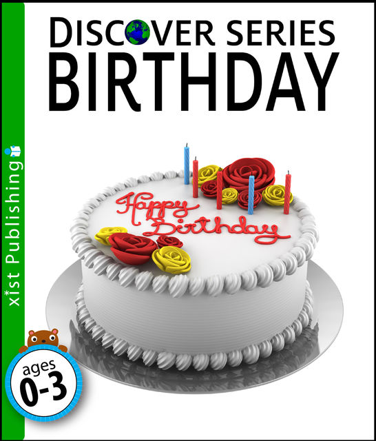 Birthday: Discover Series, Xist Publishing