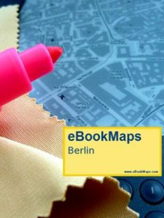 Map of Berlin, eBookMaps