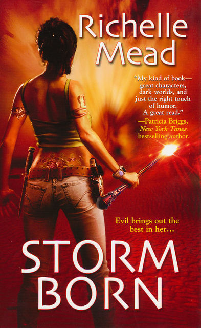 Storm Born, Richelle Mead