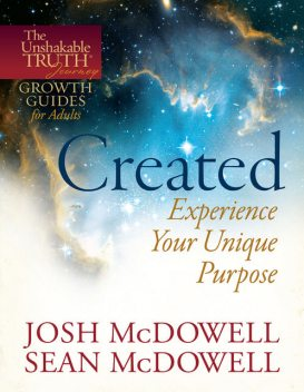 Created--Experience Your Unique Purpose, Josh McDowell, Sean McDowell