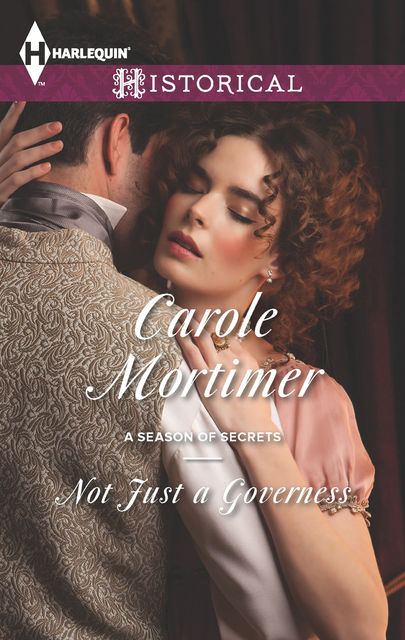 Not Just a Governess by Carole Mortimer Read Online on Bookmate