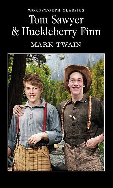 Tom Sawyer & Huckleberry Finn (special edition), Mark Twain, Keith Carabine, Stuart Hutchinson
