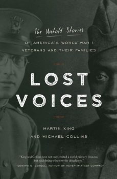 Lost Voices, Michael Collins, Martin King