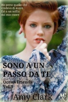 Sono a un passo da te (Ocean Friends Vol. 3), Amy Clark