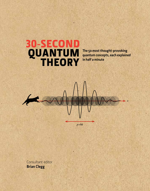 30-Second Quantum Theory, Brian Clegg, Alexander Hellemans, Andrew May, Frank Close, Leon Clifford, Philip Ball, Sharon Ann Holgate, Sophie Hebden