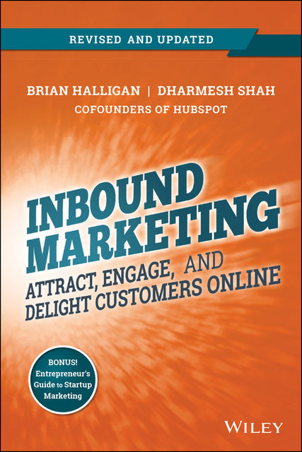 Inbound Marketing, Revised and Updated, Dharmesh Shah, Halligan Brian