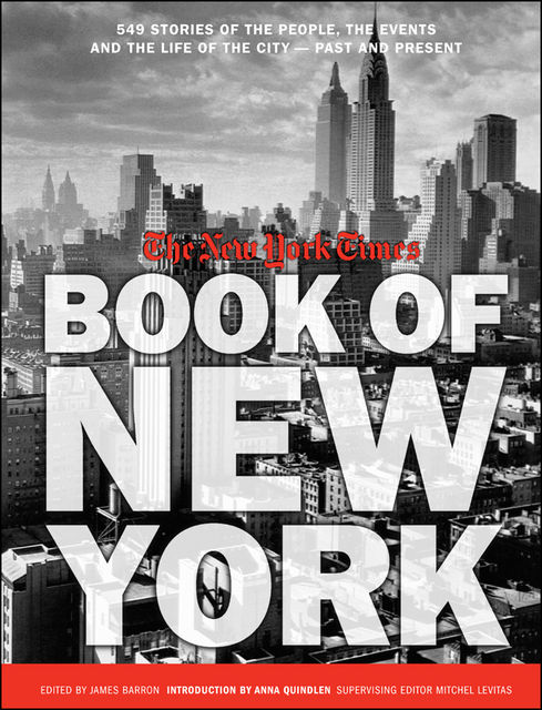 The New York Times Book of New York, The New York Times