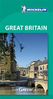 Michelin Green Guide Great Britain, Lifestyle, Michelin Travel