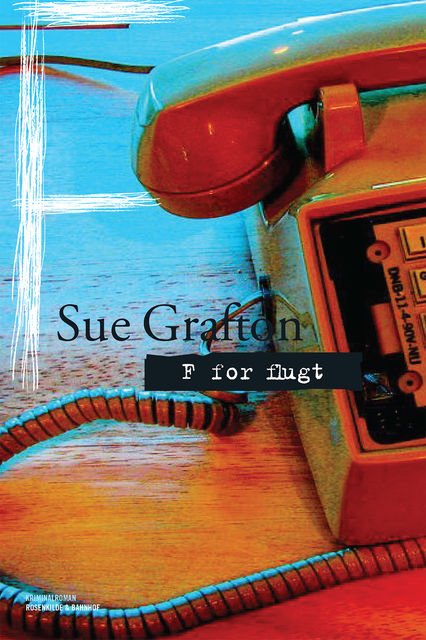 F for flugt, Sue Grafton