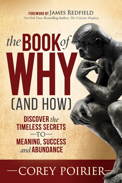 The Book of Why (and How), Corey Poirier