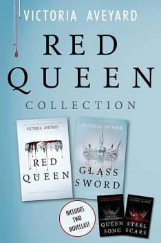 Red Queen Collection, Victoria Aveyard
