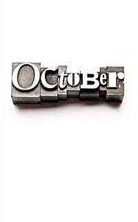 October, A Month In Verse, Robert Seymour Bridges, Edmund Spenser, Katherine Phillips