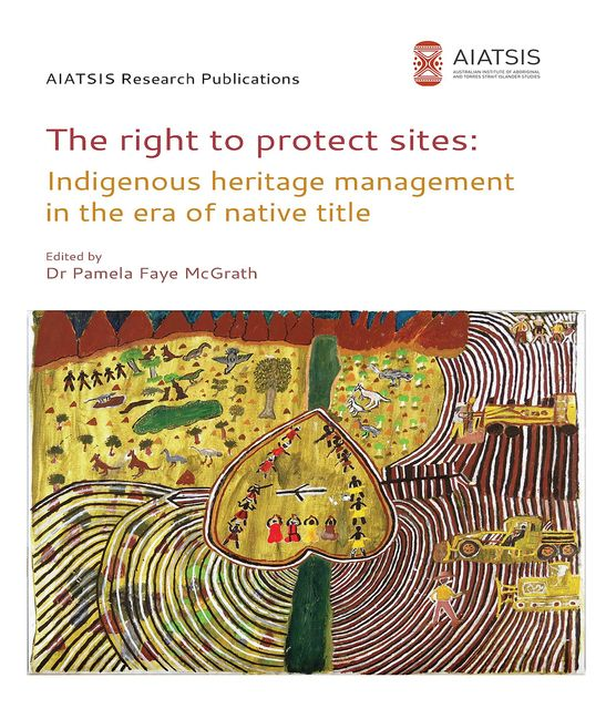 The right to protect sites, Pamela F McGrath