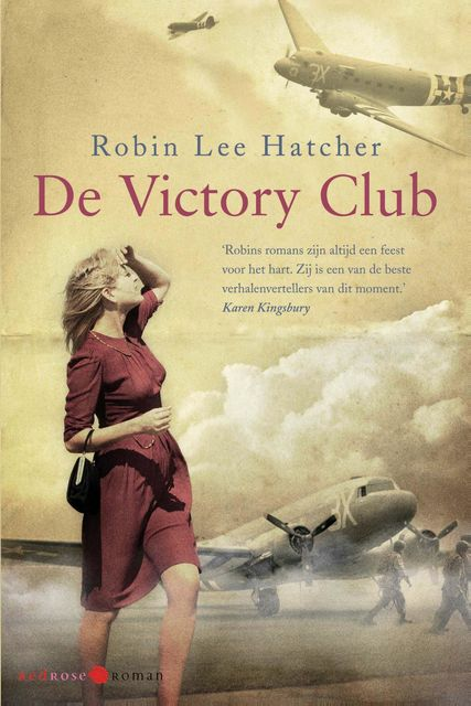 De victory club, Robin Lee Hatcher