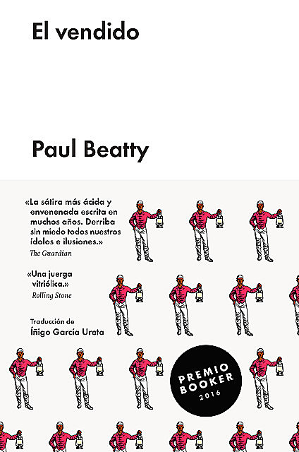 El vendido, Paul Beatty