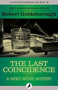 The Last Coincidence, Robert Goldsborough