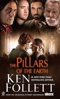 The Pillars Of The Earth, Ken Follett