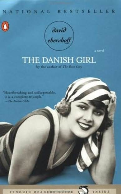 The Danish Girl, David Ebershoff