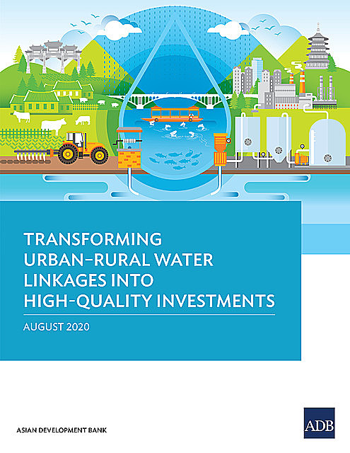 Transforming Urban–Rural Water Linkages into High-Quality Investments, Asian Development Bank