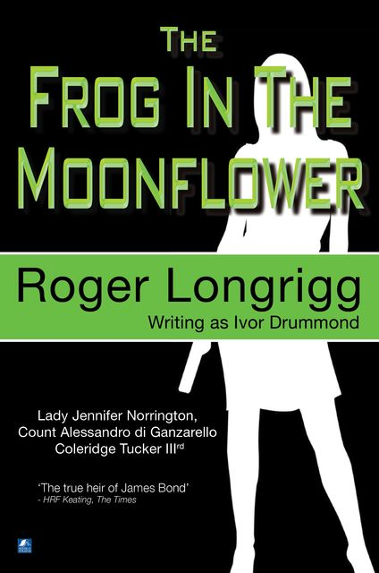 The Frog In The Moonflower, Roger Longrigg