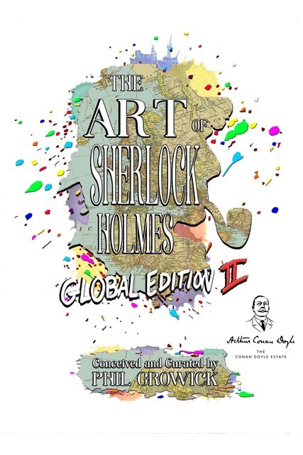 The Art of Sherlock Holmes: Global 2, Phil Growick