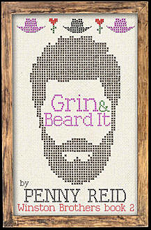 Grin and Beard It (Winston Brothers #2), Penny Reid