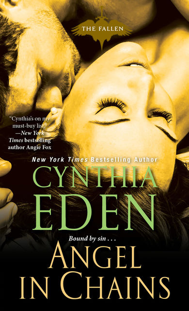 Angel in Chains, Cynthia Eden