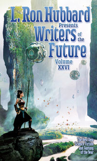 Writers of the Future 26, Science Fiction Short Stories, Anthology of Winners of Worldwide Writing Contest, Dean Wesley Smith, L.Ron Hubbard, Brad Torgersen, Brent Knowles, Stephen Youll