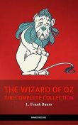 Oz: The Complete Collection (The Greatest Fictional Characters of All Time), Lyman Frank Baum, Manor Books