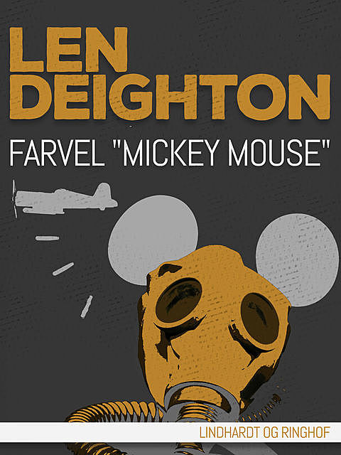 """Farvel """"Mickey Mouse"""","""