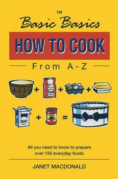 How to Cook from A–Z, Janet Macdonald