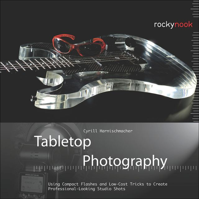 Tabletop Photography, Cyrill Harnischmacher
