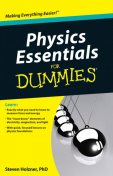 Physics Essentials For Dummies, Steven Holzner