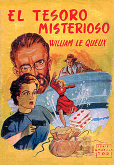 El tesoro misterioso, William Le Queux