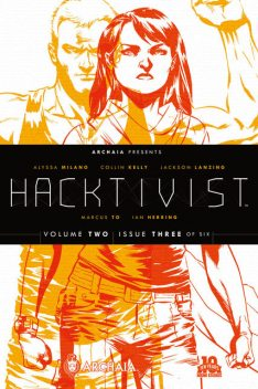 Hacktivist Vol. 2 #3, Collin Kelly, Jackson Lazning