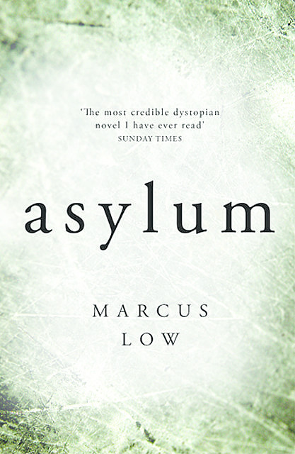 Asylum: «the most credible – and therefore the most disturbing – dystopian novel I [have] ever read»– SUNDAY TIMES, Marcus Low