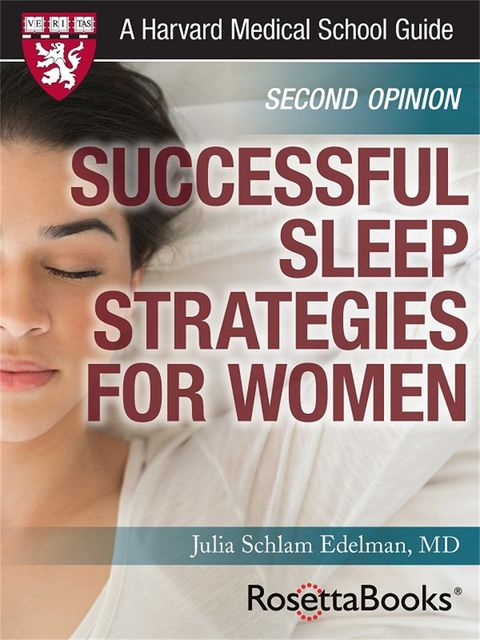 Successful Sleep Strategies for Women, Julia Schlam Edelman